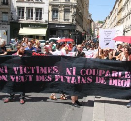 prostituees-manifestation-lyon
